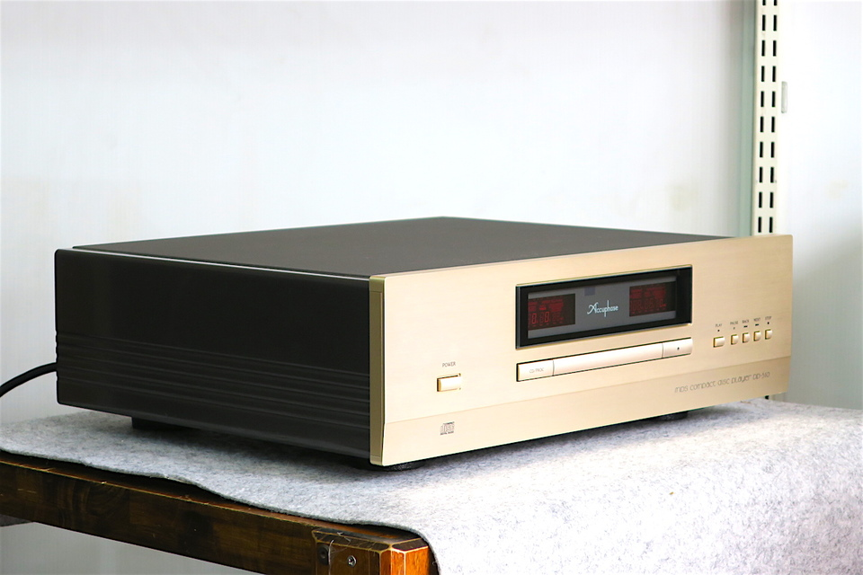 DP-510 Accuphase 画像