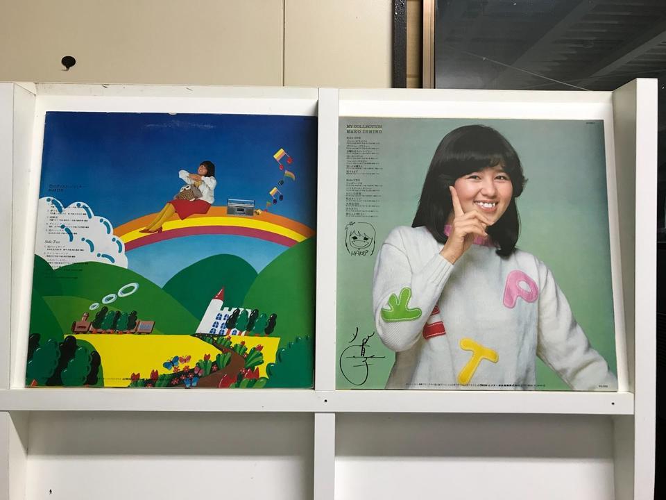 石野真子5枚セット  画像