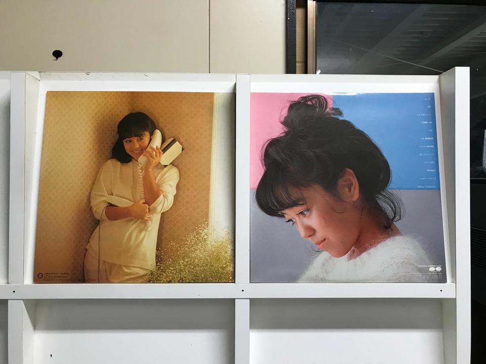 岩崎良美5枚セット  画像