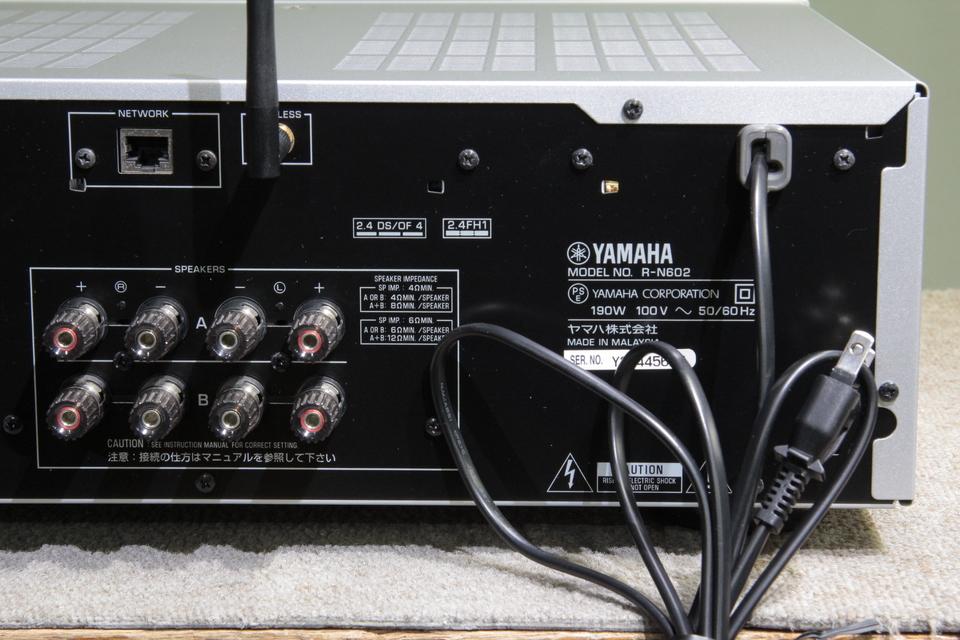 R-N602 YAMAHA 画像