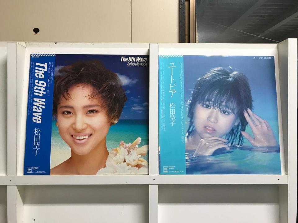 松田聖子5枚セット  画像