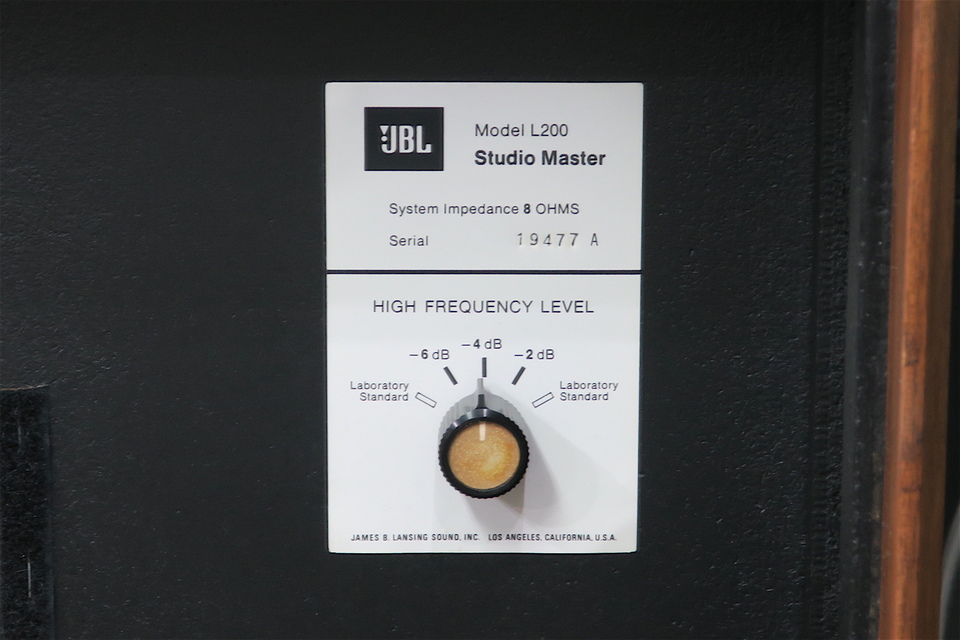L200 JBL 画像