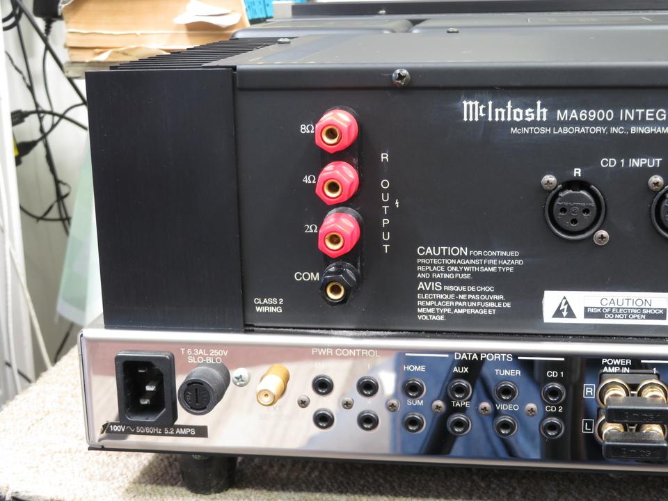 MA6900 McIntosh 画像