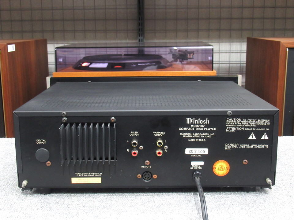 MCD7007 McIntosh 画像