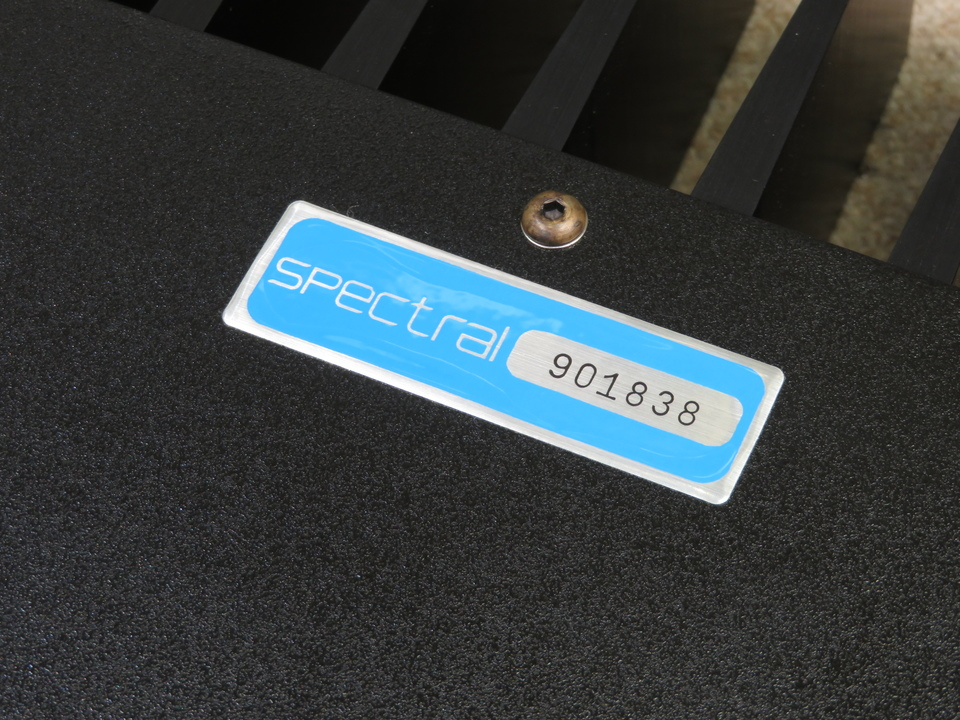 DMA-90 SPECTRAL 画像