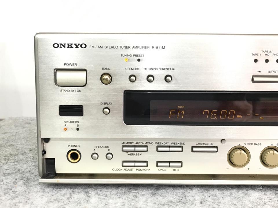 R-811M ONKYO 画像