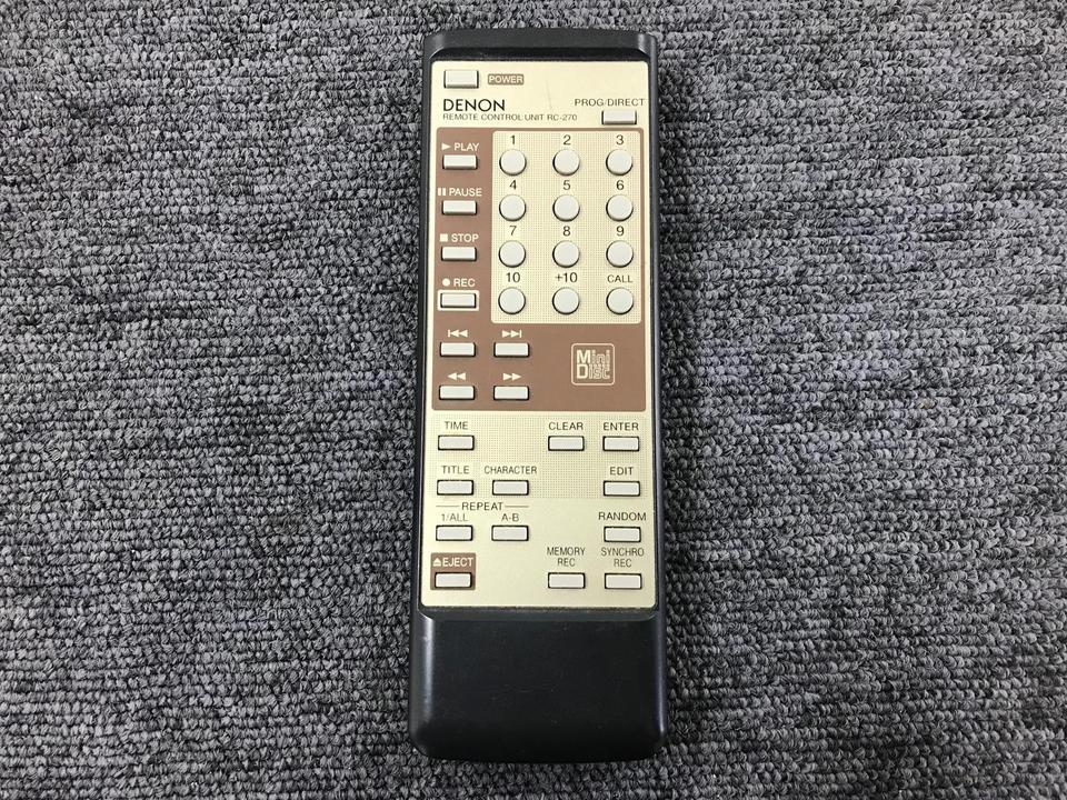 DMD-1600AL DENON 画像