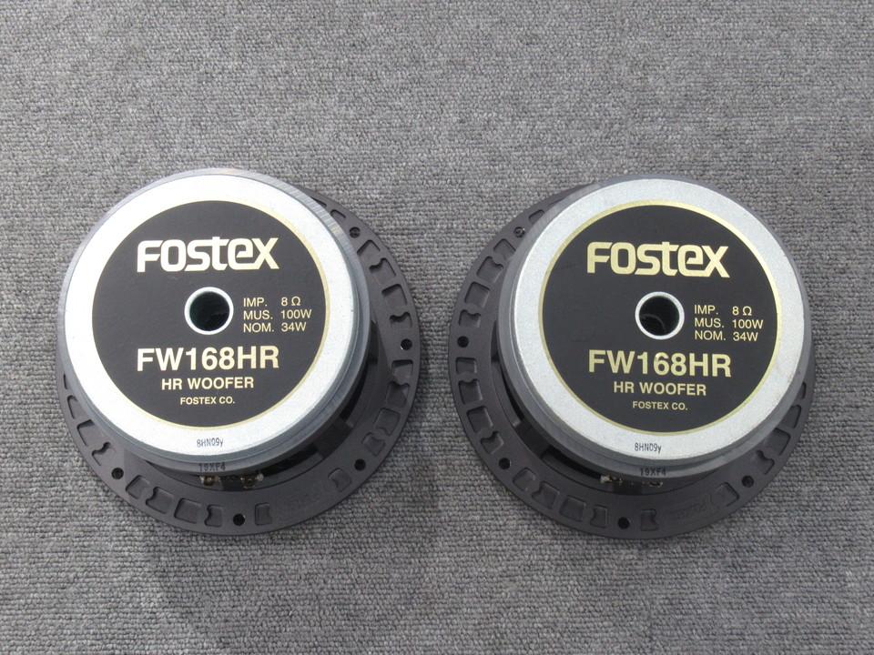 FW168HR Fostex 画像