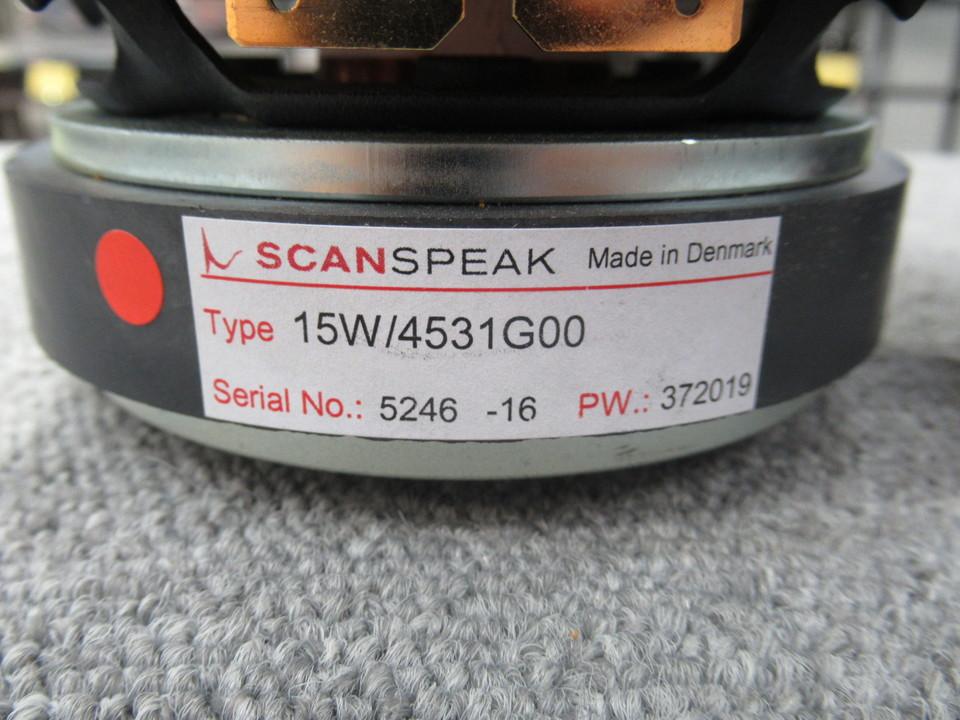 15W/4531G00 Scan Speak 画像