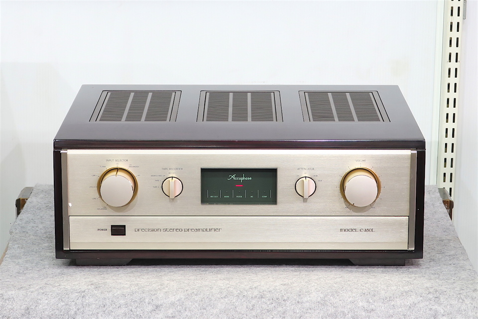 C-280L Accuphase 画像