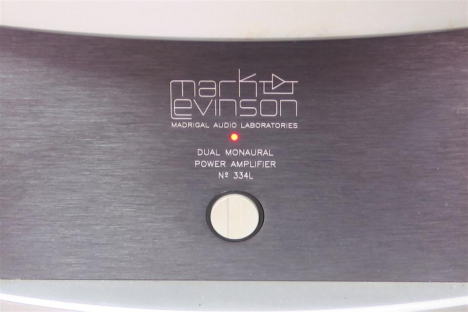 No.334L Mark Levinson 画像