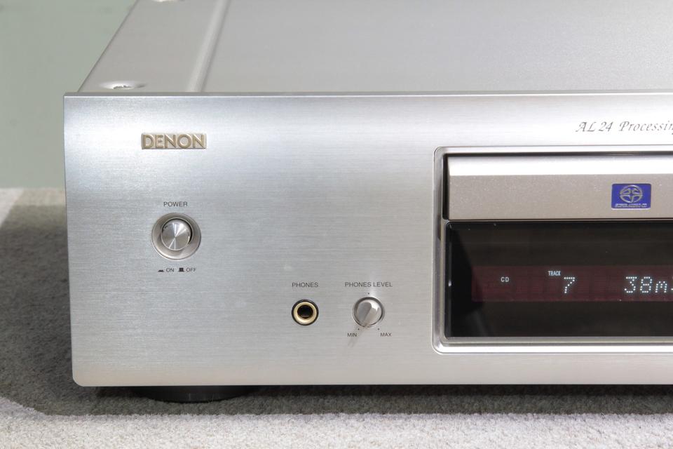 DCD-1500AE DENON 画像