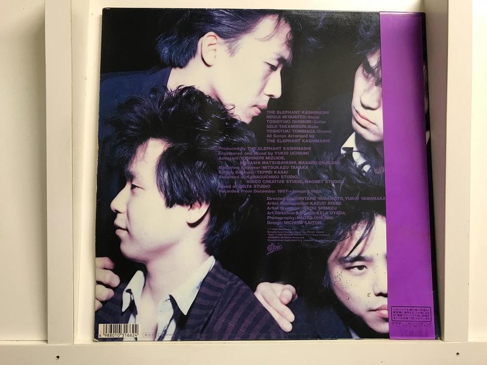 日本のロック5枚セット  画像