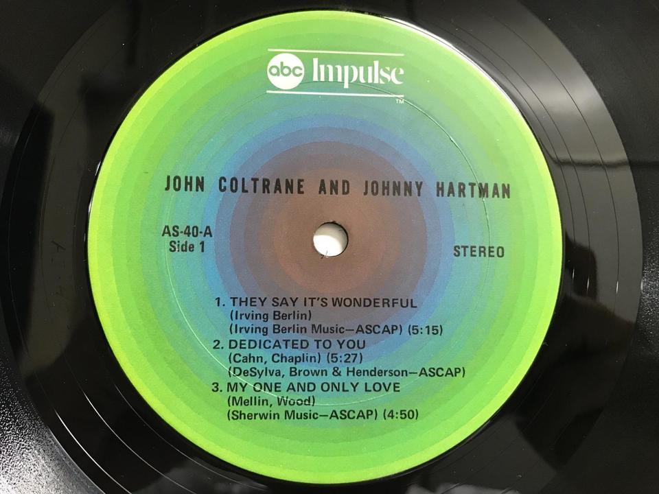 ジョン・コルトレーン5枚セット ジョン・コルトレーン 画像